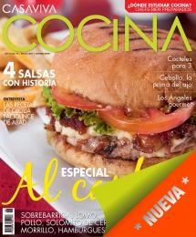 Revistero virtual casa viva cocina edici n 98 for Reloj cocina casa viva